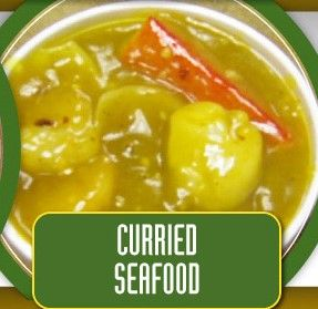Curried Seafood